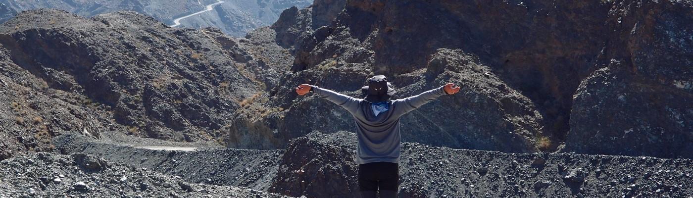 Omán. Viajar en MTB