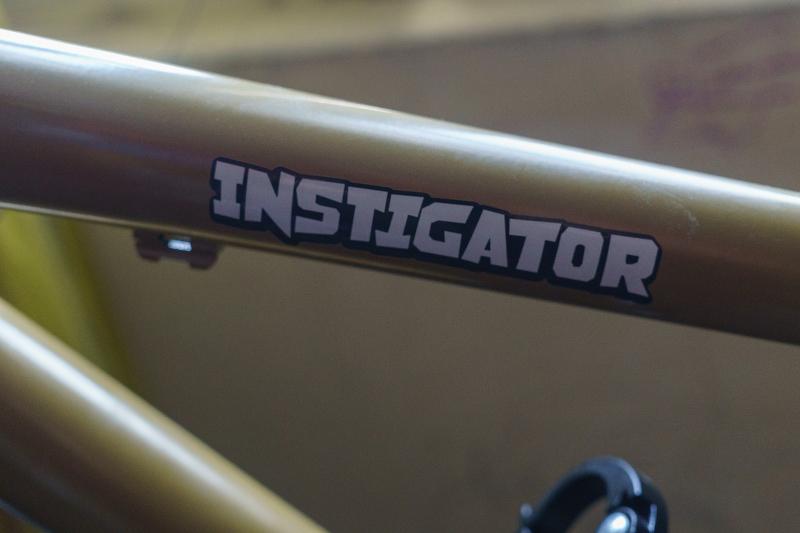 Surly Instigator. Viajar en MTB