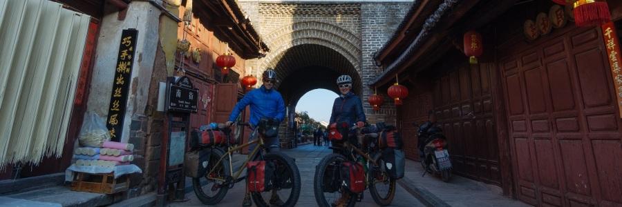 Viajar por China en MTB