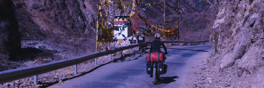 Sichuan en bicicleta